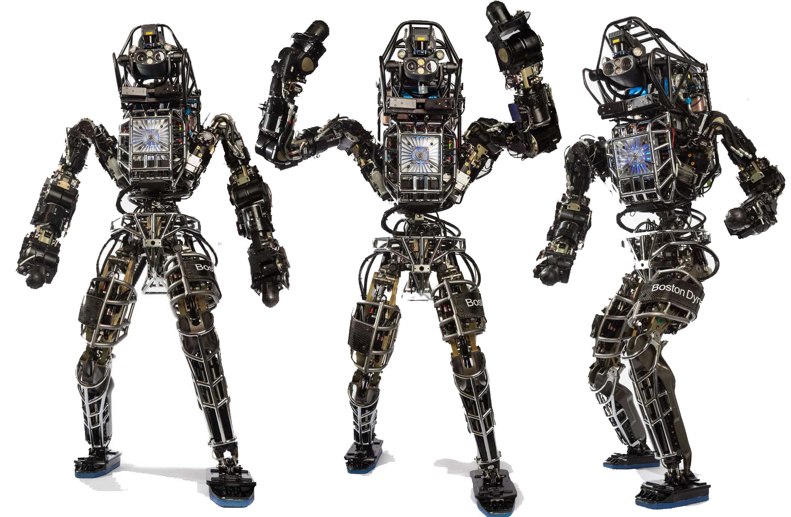 Image Taken from Boston Dynamics Official Website.
