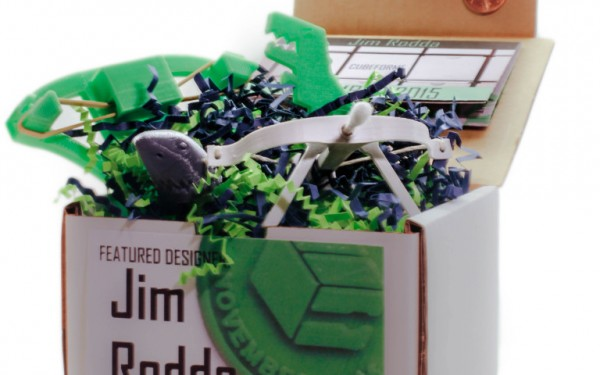CubeForme – Receive Creative 3D Printed Crafts Each Month!