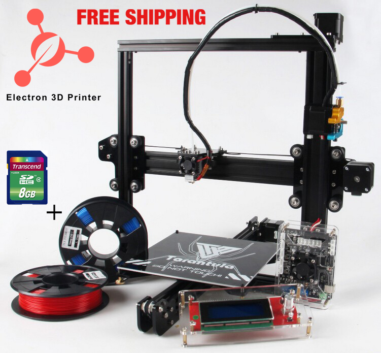 Electron 3D Slimbot DIY Kit Now For Only $225