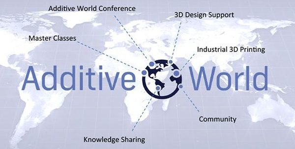 Additive World Conference in Eindhoven, The Netherlands – March 22 & 23
