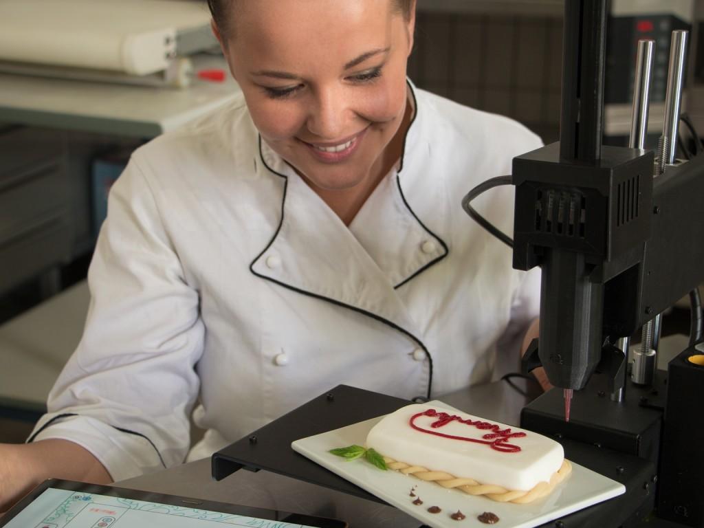 Bocusini 3D Food Printer