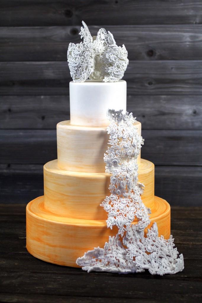 3D Printed Cake