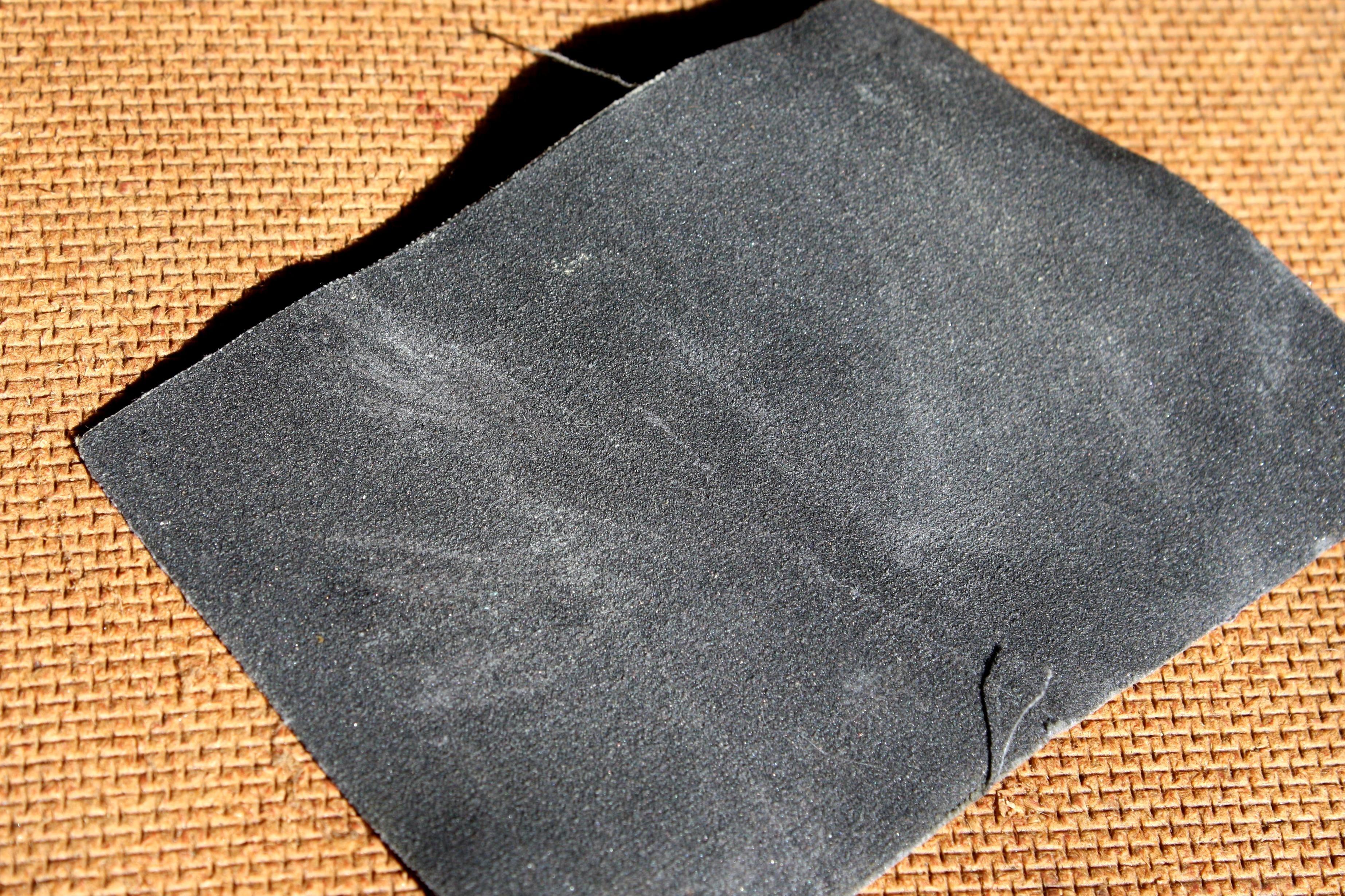 Sanding Printed Parts