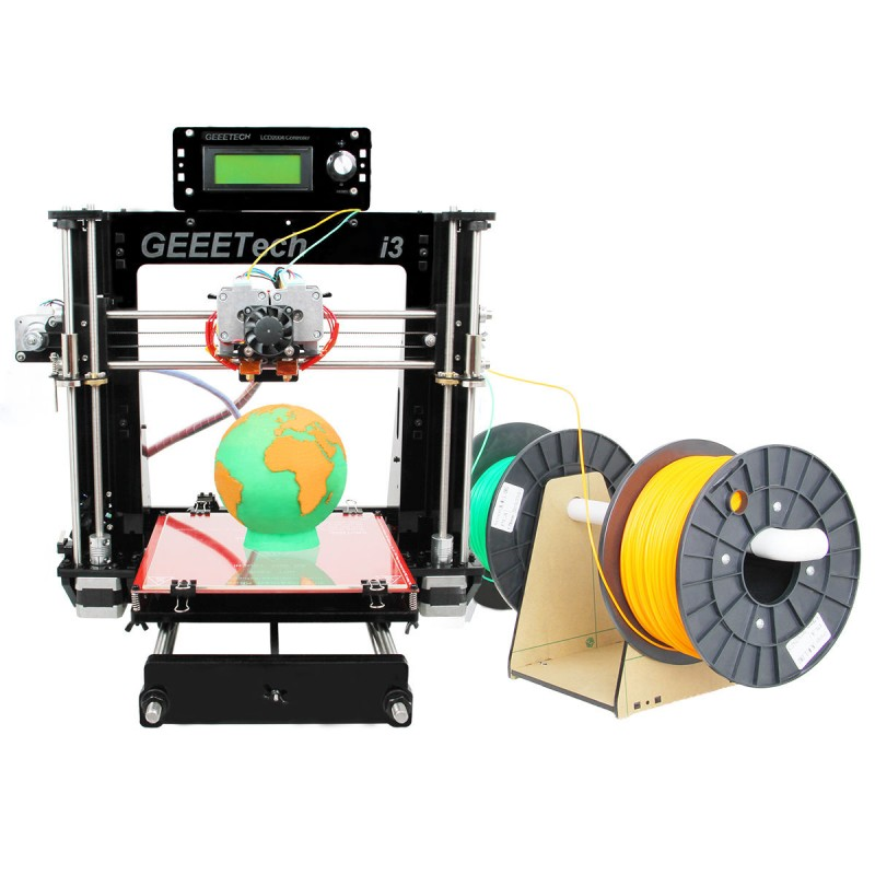 Geeetech DUAL EXTRUDER Prusa - Affordable 3D Printers