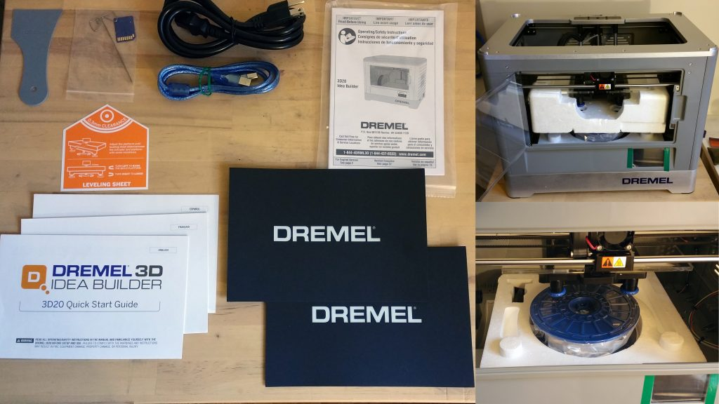 Dremel Idea Builder Review Unpack