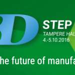3D STEP 3D Printing event Finland