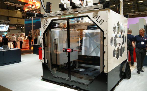 Large Scale 3D Printers XL