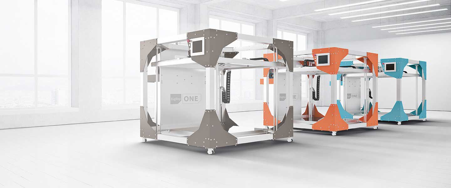 Top 5 large scale 3d printers big enough to print for Furniture 3d printing