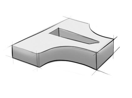 Single Extrusion shapes