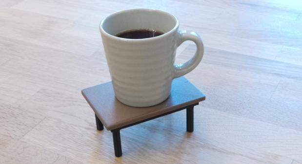 3D Printed mini Coffee Table