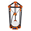 Cheap 3D Printer Flsun Delta Kossel