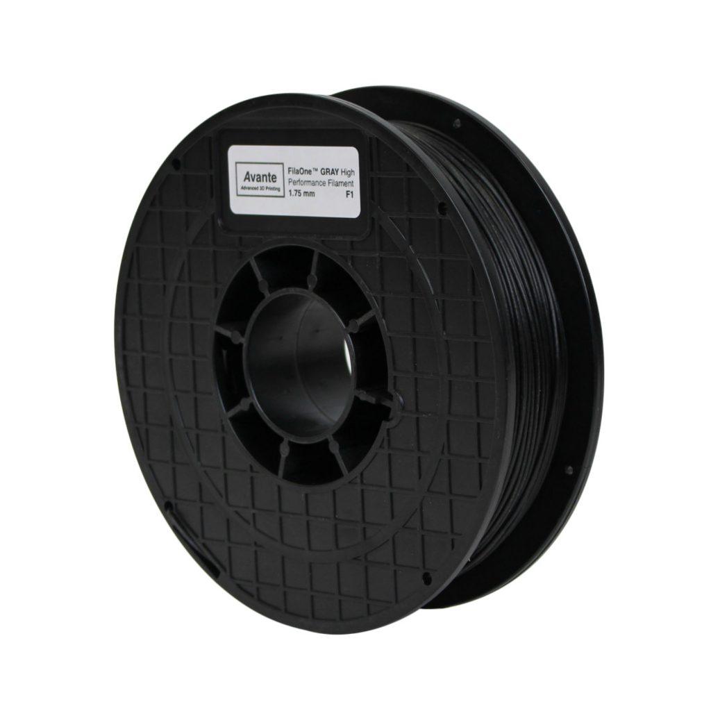 Avante FilaOne Gray High Performance Composite Filament