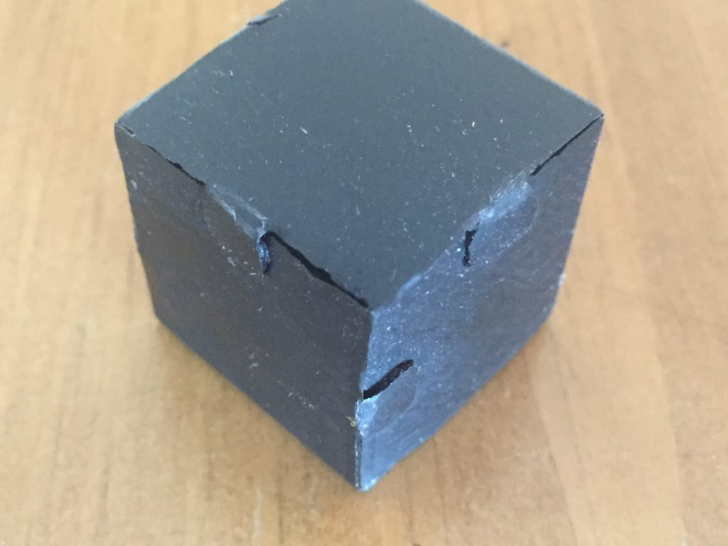 3D printed folding Box