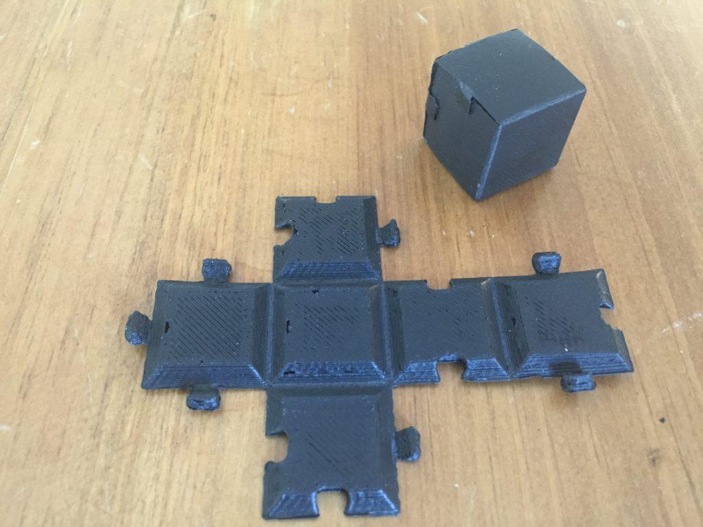 3D Printing Living Hinges