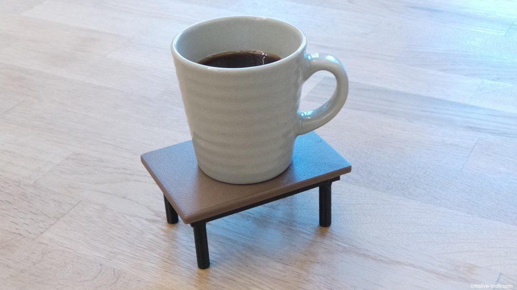 6 cool and easy 3d printed items you can create at home for Coffee tables you can put photos in