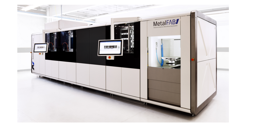 MetalFab1 3D Printer Additive Manufacturing Standards