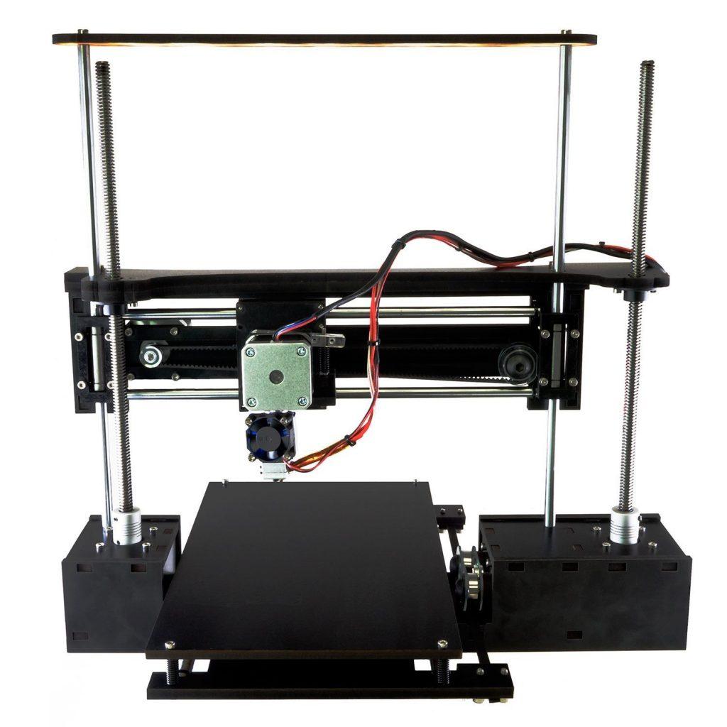 Q3D ThreeUP DIY 3D Printer Kit