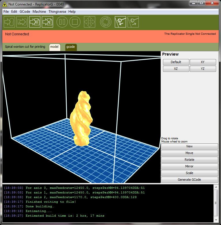 3D Modeling Software/Slicers/3D