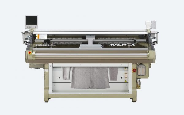 Ministry of Supply Debuts 3D Knitting Machine