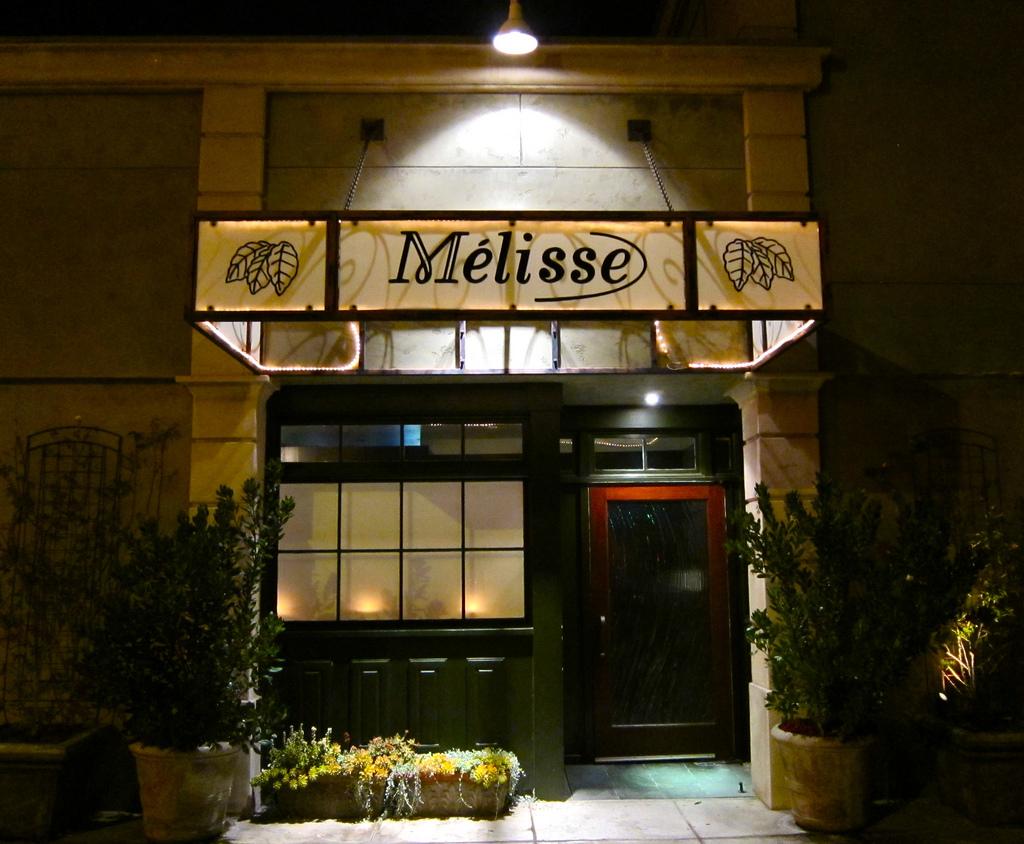 Melisse Restaurant 3D Printing Foodprinting