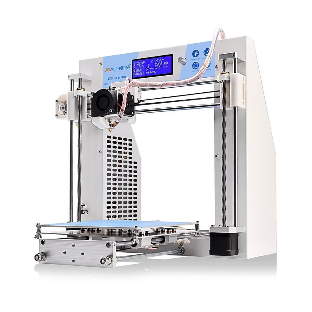 10 Best Rated 3D Printers Available On Amazon