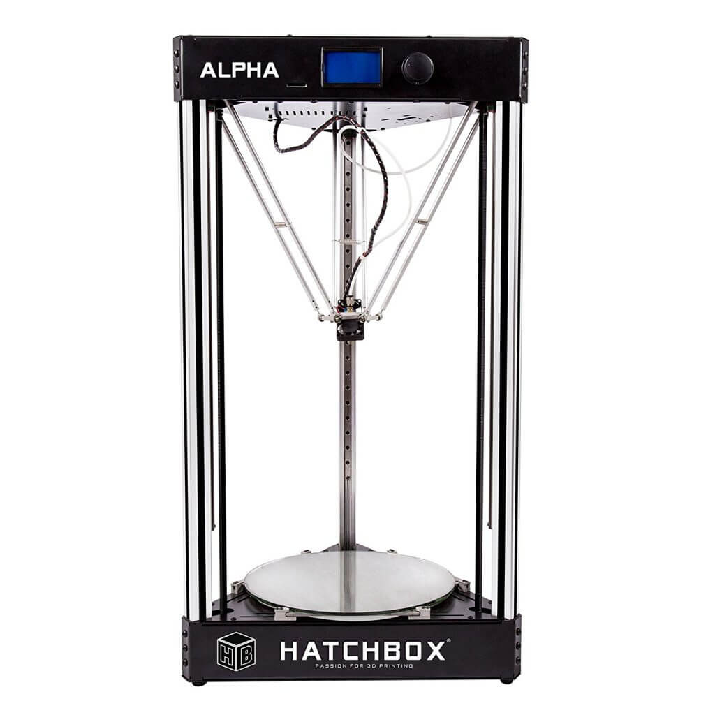hatchbox 3D PTR-ALPHA 3d printer