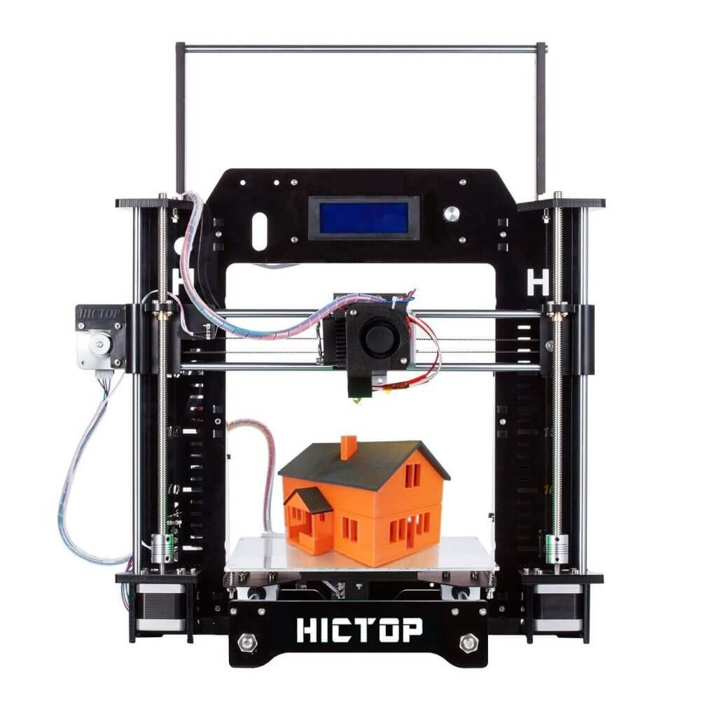 Hictop i3 MK8 DIY 3D Printer Kit