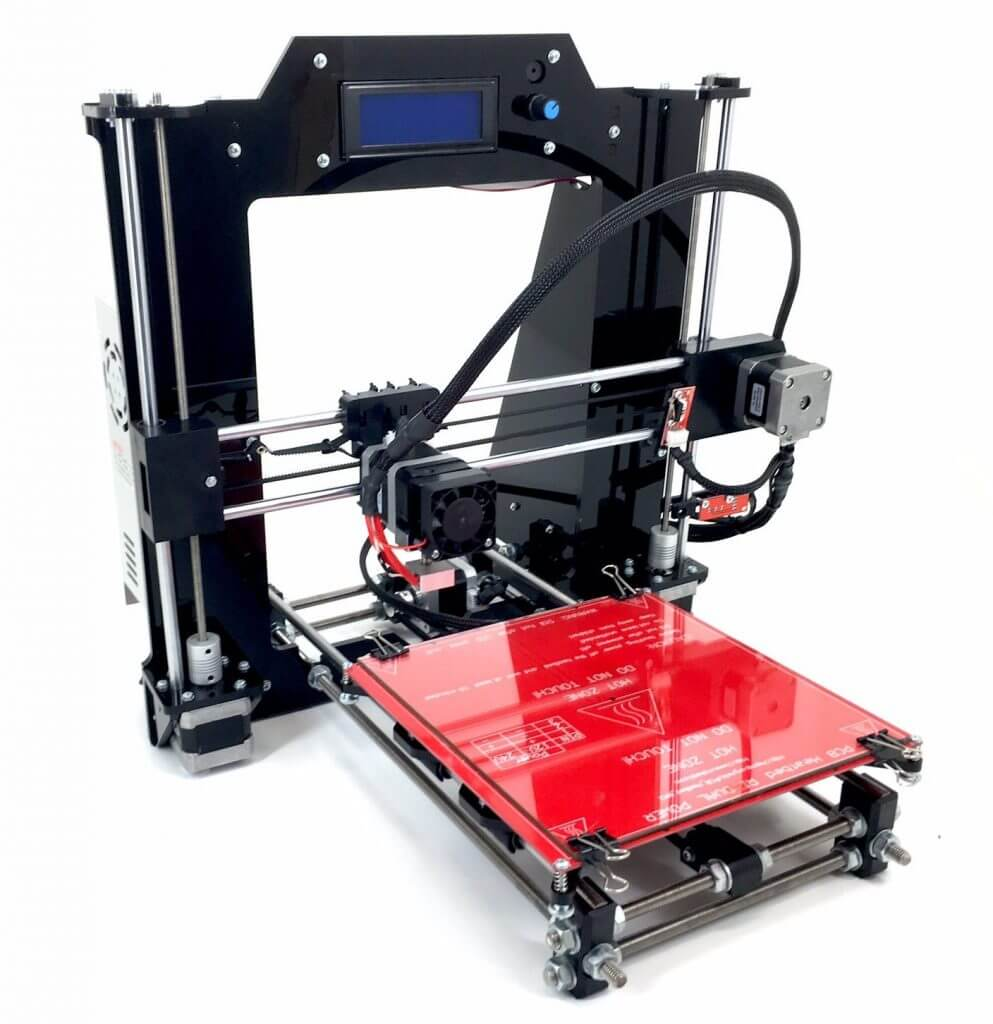 24 Best Rated 3D Printers Available On Amazon