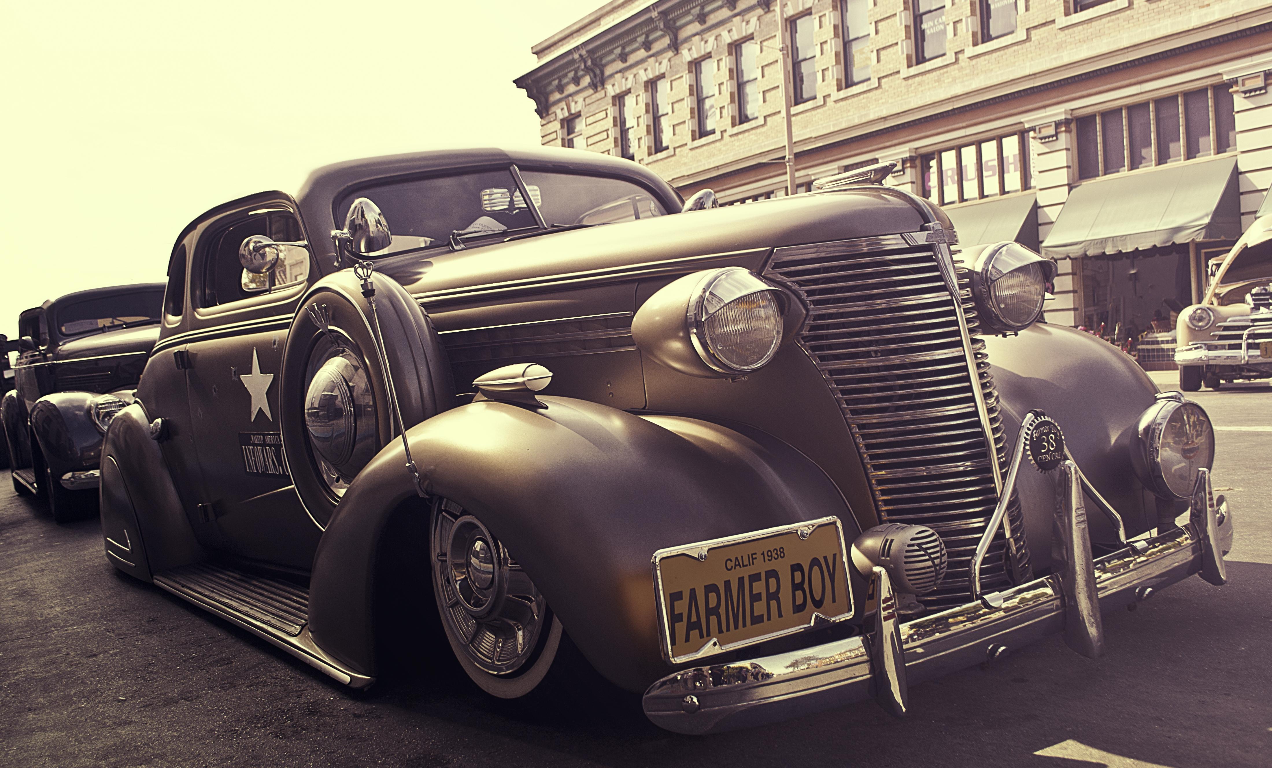 Classic Car 3D Printing