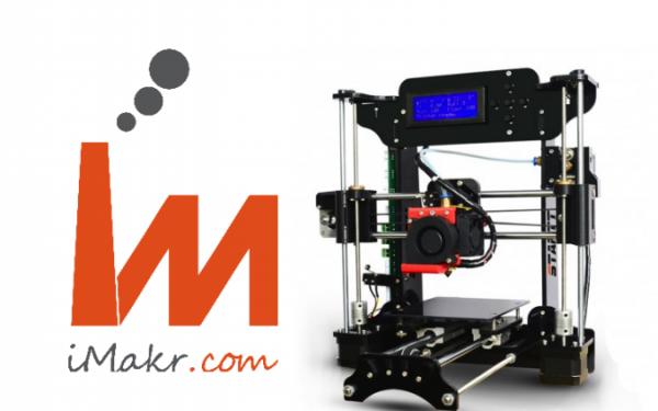 iMakr Releases $99 STARTT 3D Printer