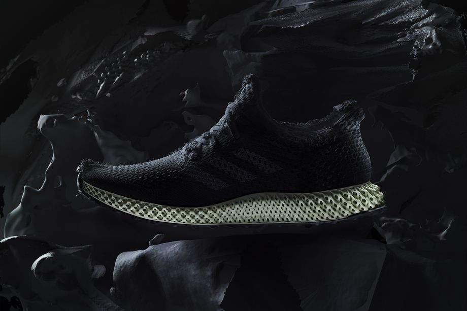 Adidas Unveils The Futurecraft 4D – Worlds First Mass-Produced 3D Printed Midsole