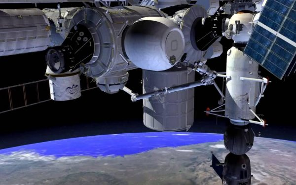 NASA Prepping to Add 3D Printed Radiation Shields to ISS Habitat
