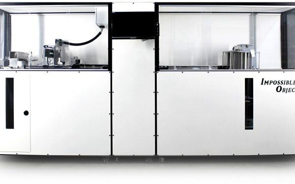 Impossible Objects Model One CBAM 3D Printer Can Process Kevlar & Fiberglass