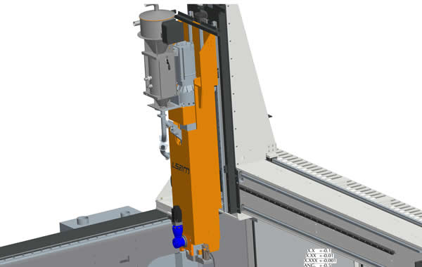 Thermwood Printhead LSAM