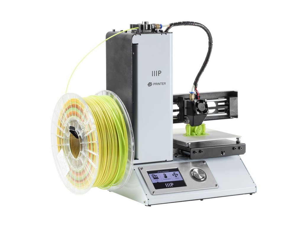 Monoprice Select Mini Fully Assembled 3D Printer Affordable