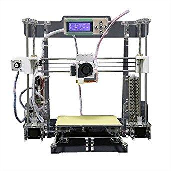 Orion Motor Tech Transparent Desktop 3D Printer