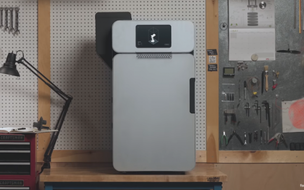 Formlabs Releases Fuse 1: An Economical SLS Industrial 3D Printer