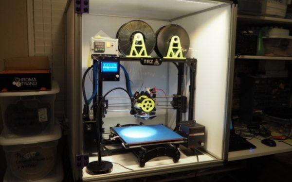 DIY Enclosures for 3D Printers To Prevent Warping