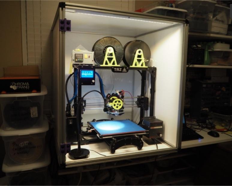 DIY Enclosures for 3D Printers To Prevent Warping - 3D Printing