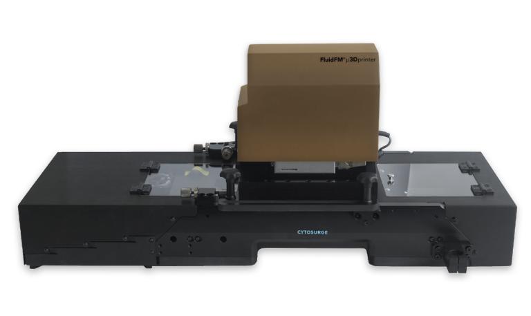 FluidFM Printer Micron