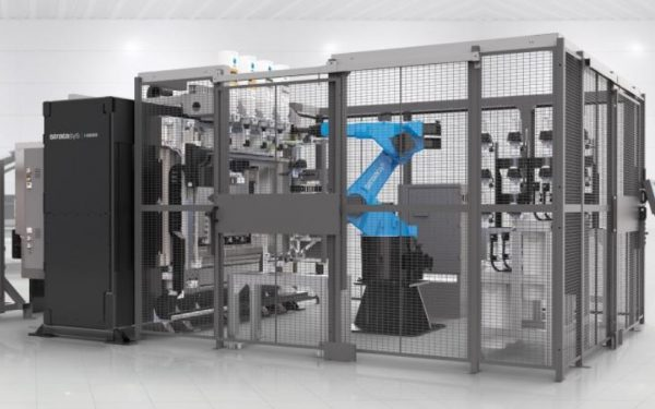 Stratasys Showcases New H2000 Infinite Build 3D Printer to Potential Buyers