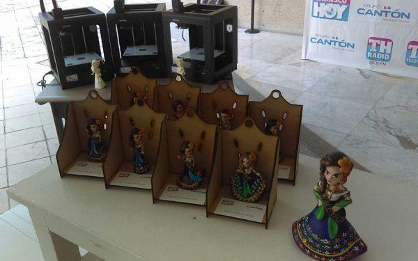 Ideas Disruptivas use Zortrax M200 to preserve Mexican art