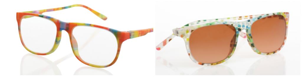 3D Printed Eyewear Stratasys