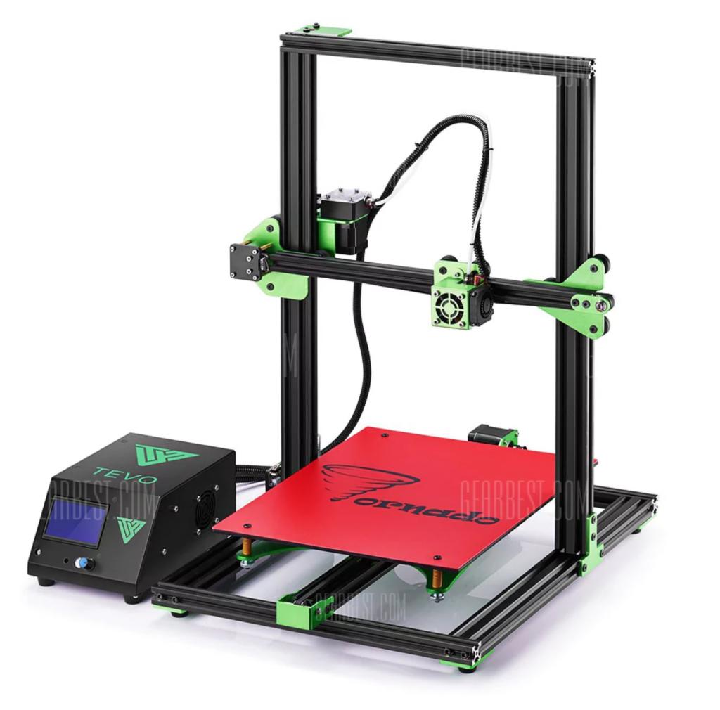 TEVO Tornado affordable 3D printer