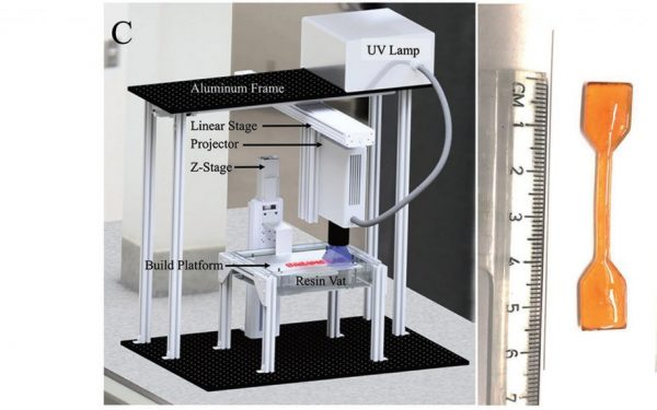 Virginia Tech Researchers 3D Print Kapton – Highest Temperature Polymer Ever 3D Printed