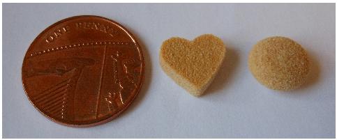 Printlets 3D Printed Pills SLS