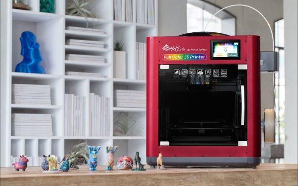 XYZprinting Reveals da Vinci Color