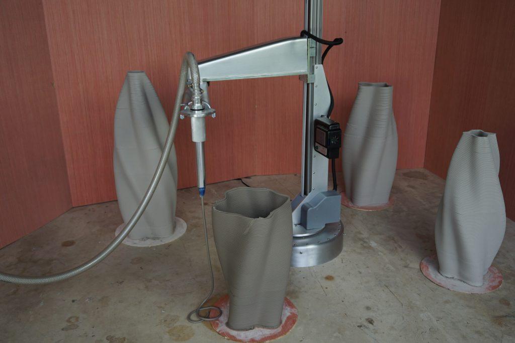 Potterbot xls 1 Ceramic 3D printer