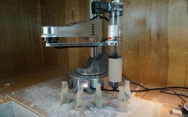 3D Potter And Emerging Objects Announced The Largest 3D Ceramic Printer Made To Date