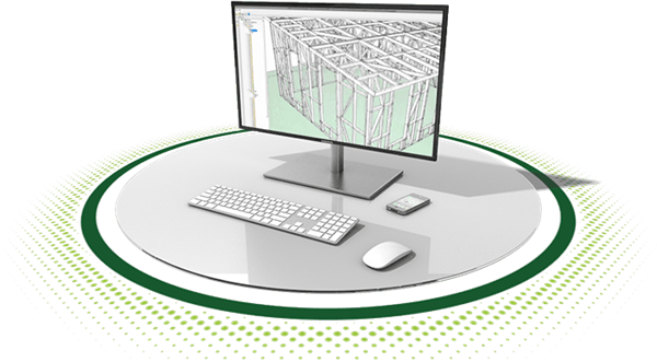LifeTec Framecad 3D Printing Steel House Frames